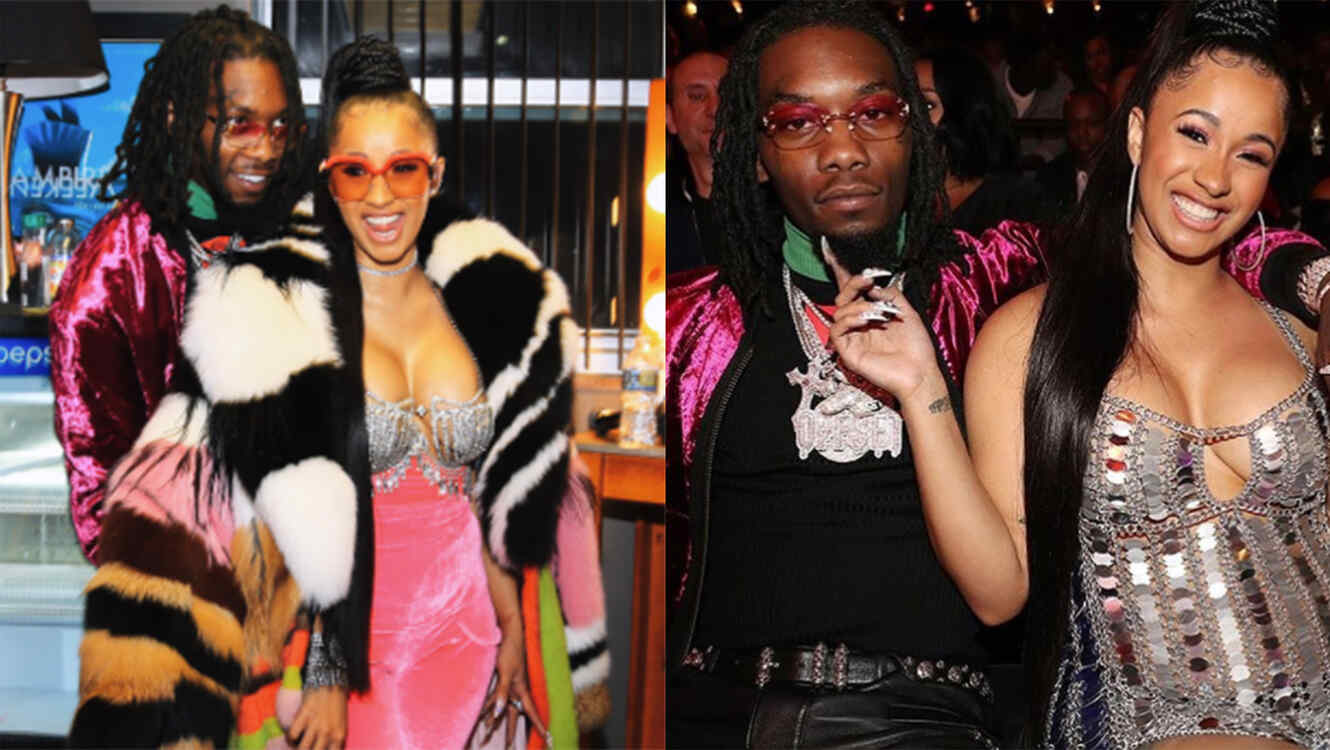 Cardi B S Fiancé Offset Loses 150k Chain After The Met Gala: Watch Cardi B's Hilarious Reaction To Receiving Flowers