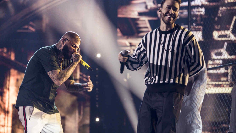 Dentro de una hora inician los Latin American Music Awards