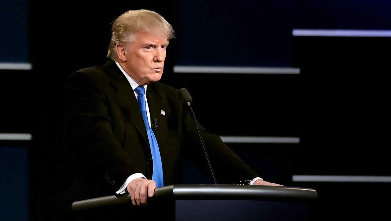 Suspendieron cuenta de Trump