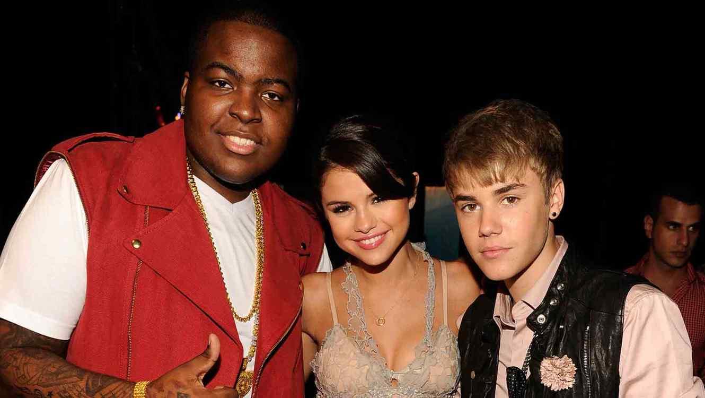 Sean Kingston, Justin Bieber, Selena Gomez