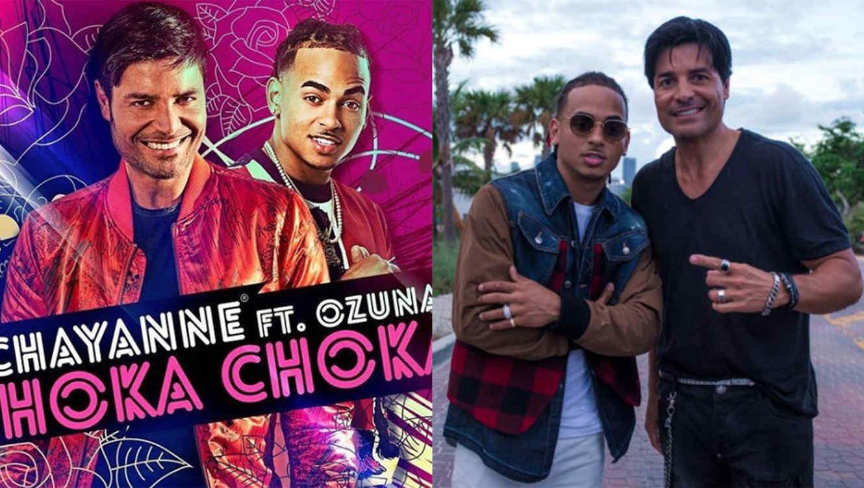 Chayanne and Ozuna - Choka Choka