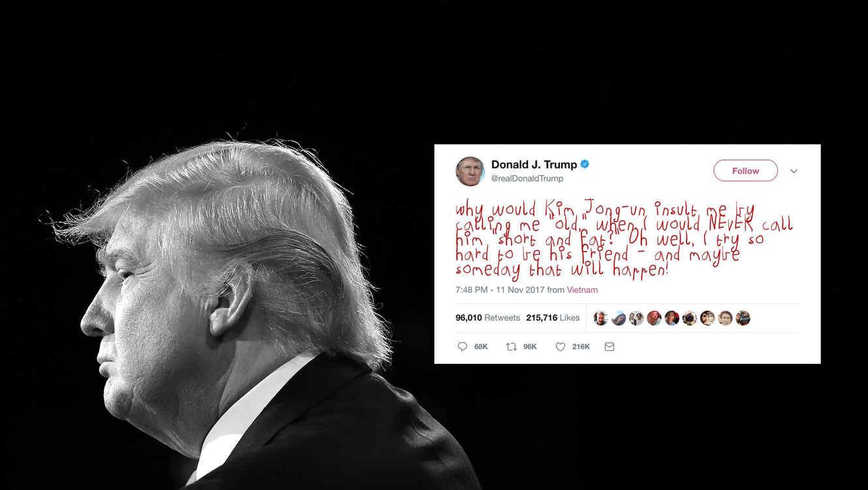 Trump mensajes