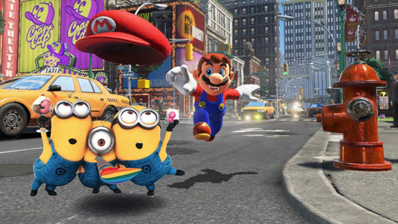 Se viene una película animada de Super Mario Bros