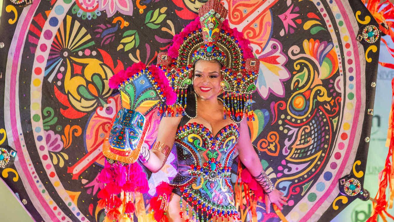 Miss Universo: Así lució la Señorita Colombia en la gala preliminar