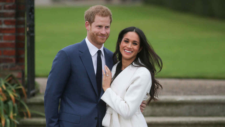 Meghan y Harry volverán a romper el protocolo en Navidad — Es oficial