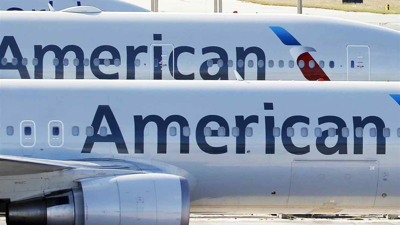 Resultado de imagen para american airlines aeropuerto mexico