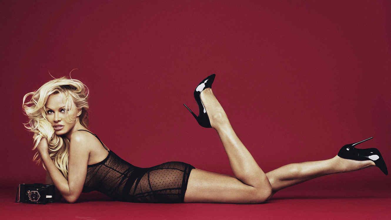 Pamela Anderson en campaña de Coco de Mer