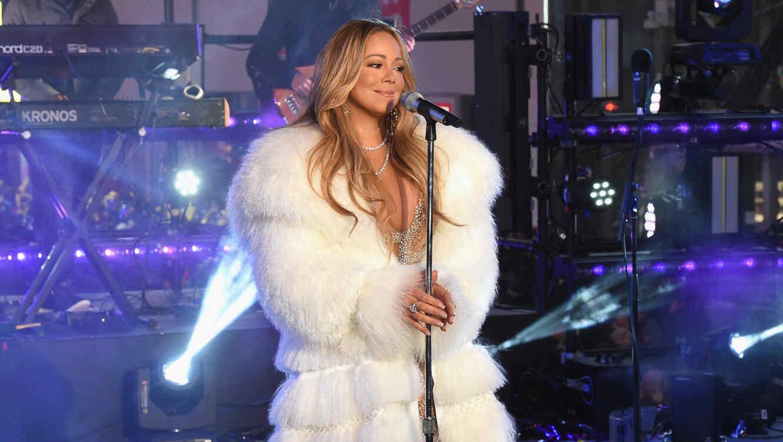 Mariah Carey Dick Clark's New Year's Rockin' Eve with Ryan Seacrest 2018