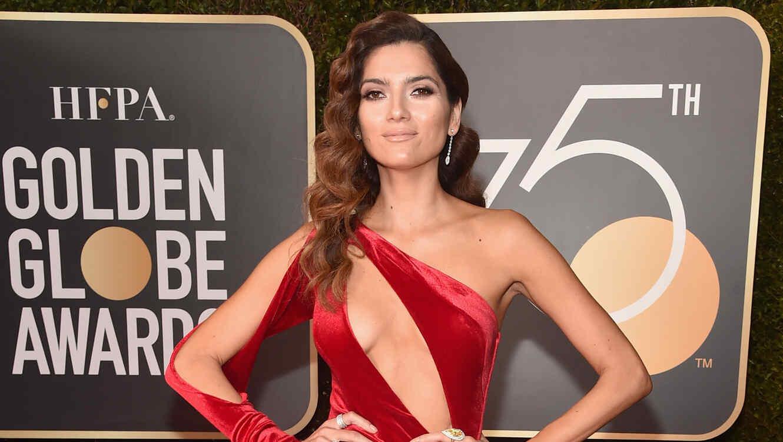 Las celebs que no respetaron el dresscode negro en los Golden Globes