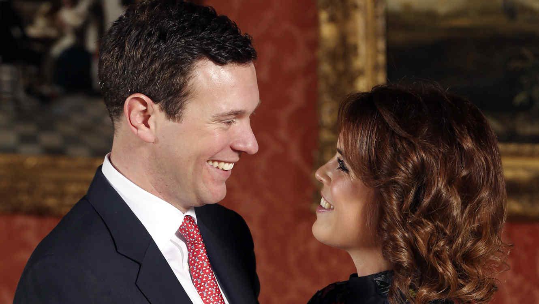 Otra boda real: se casa la hija de Sarah Ferguson