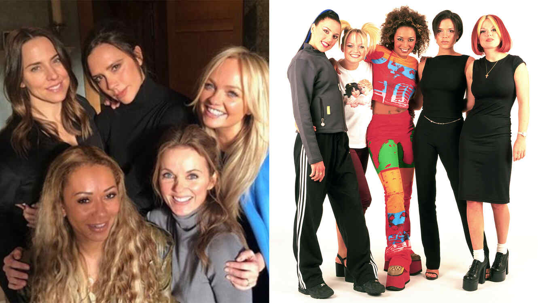 Selfie Instagram Spice Girls naked photo 2017