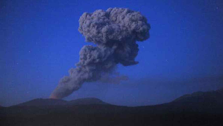 Volcán