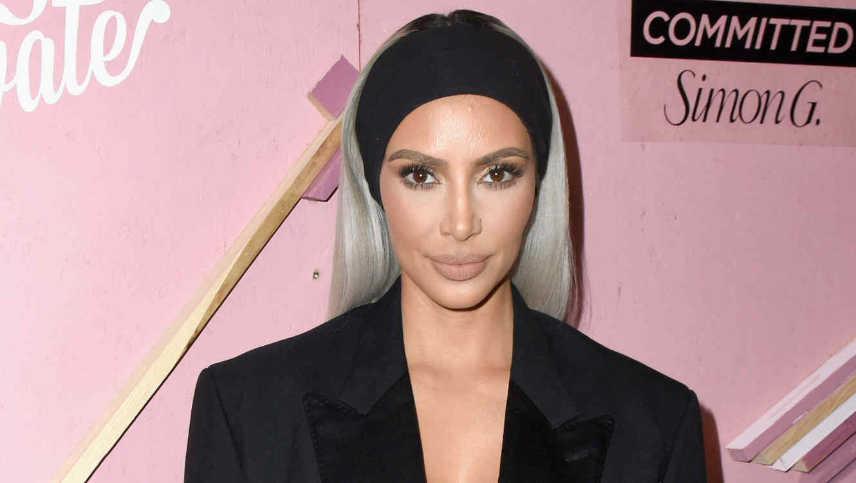 Moderno Vestido De Novia Kim Kardashian Kanye Ideas Ornamento ...