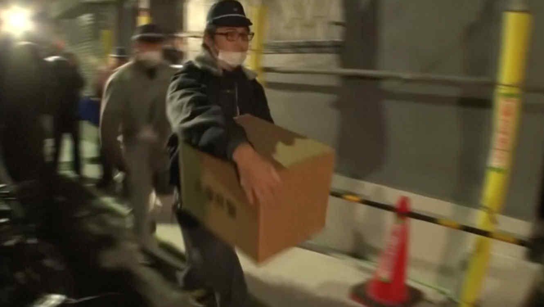 Encuentran cabeza de mujer en equipaje de turista en Japón