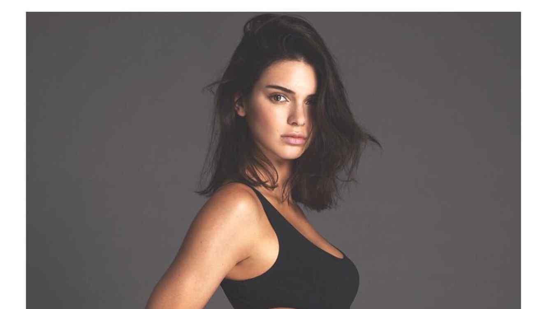 Kendall Jenner Posa Desnuda Con Elegancia Para Una Sesión De Fotos