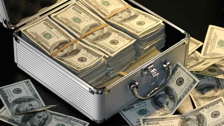 Dinero de impuestos