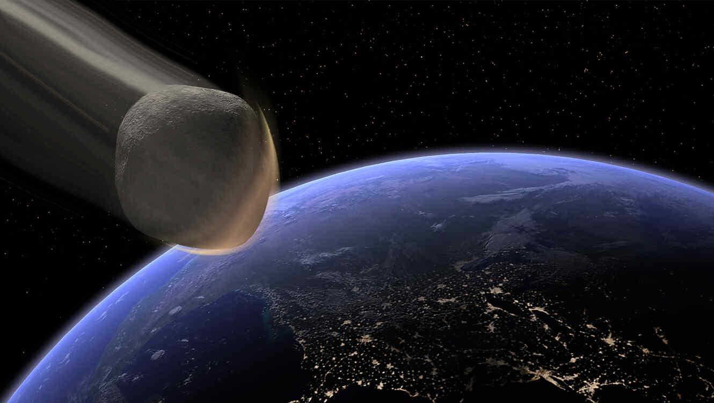 Asteroide se aproxima peligrosamente a la Tierra