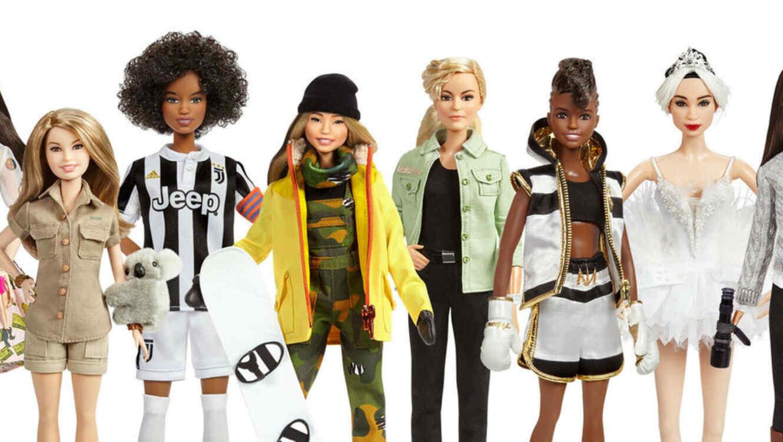 Barbie Role Models