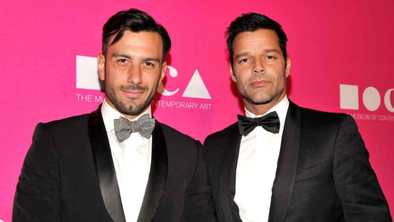 Ricky Martin y su esposo reciben propuesta de otra atractiva pareja ...