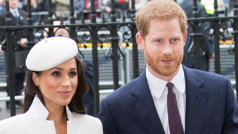 Envían invitaciones a boda real de Harry y Meghan