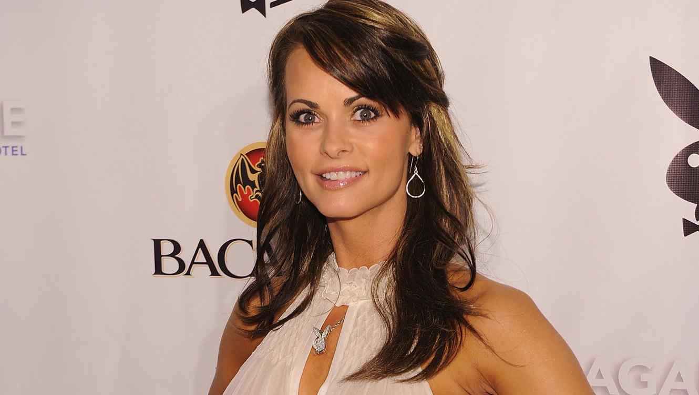 La exmodelo Playboy, Karen McDougal.