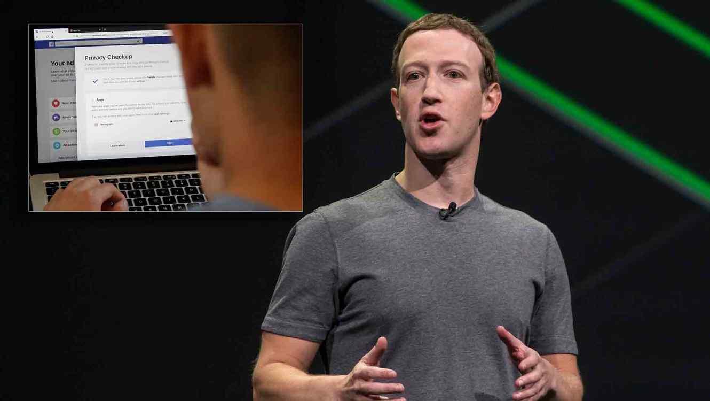 Mark Zuckerberg, nuevas normas de privacidad en Facebook