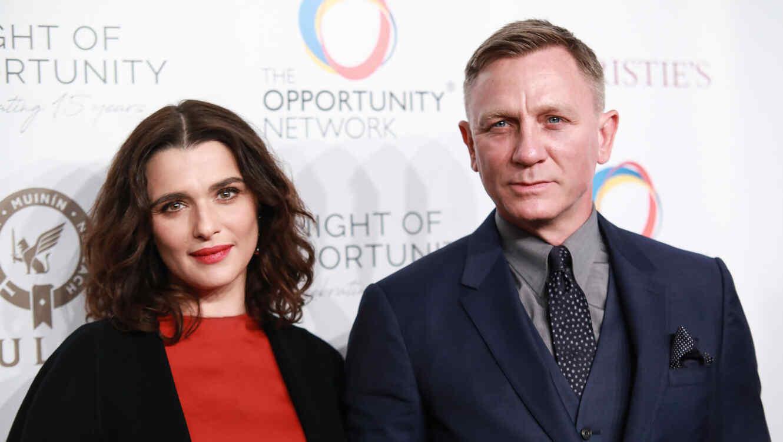 Daniel Craig se convertirá en padre por segunda vez