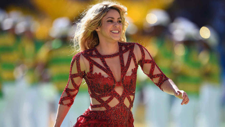 Shakira impactó con foto sin maquillaje y presumió su flexibilidad en video