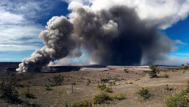 La actividad volcánica podría volverse