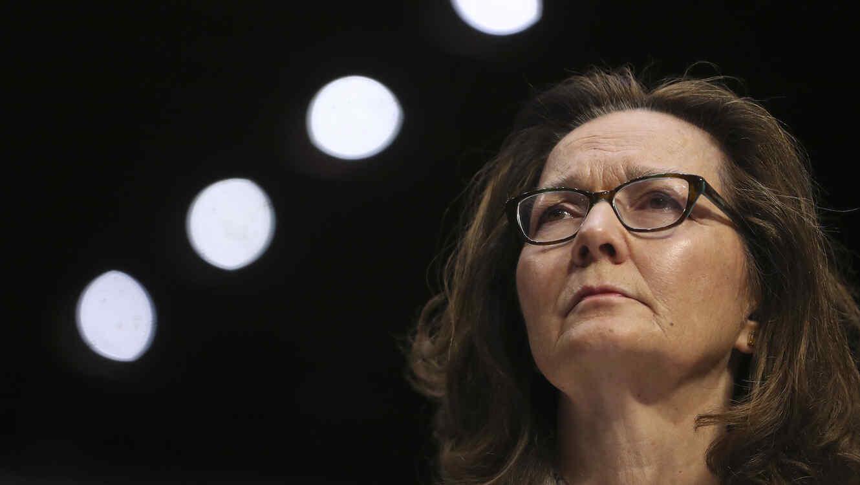 Haspel: CIA no debió de haber realizado duro programa de interrogatorios
