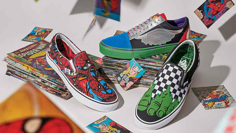 Vans lanza su nueva colección de calzado y causa euforia en las ... 663733b0b4d