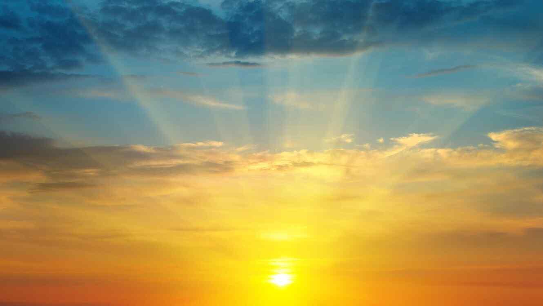 Resultado de imagen de Imagen de Caluroso Sol del verano