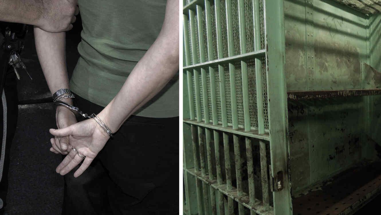 arrestada carcel