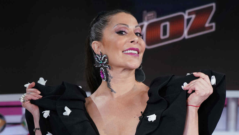 Alejandra Guzmán en Al Rojo Vivo