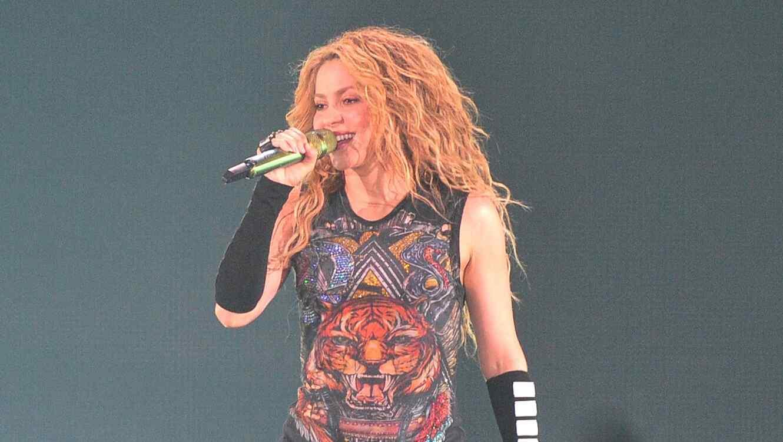 El emotivo concierto de Shakira en Barcelona