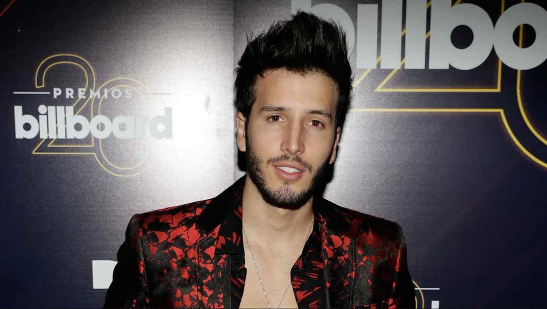 Sebastian Yatra at Latin Billboard