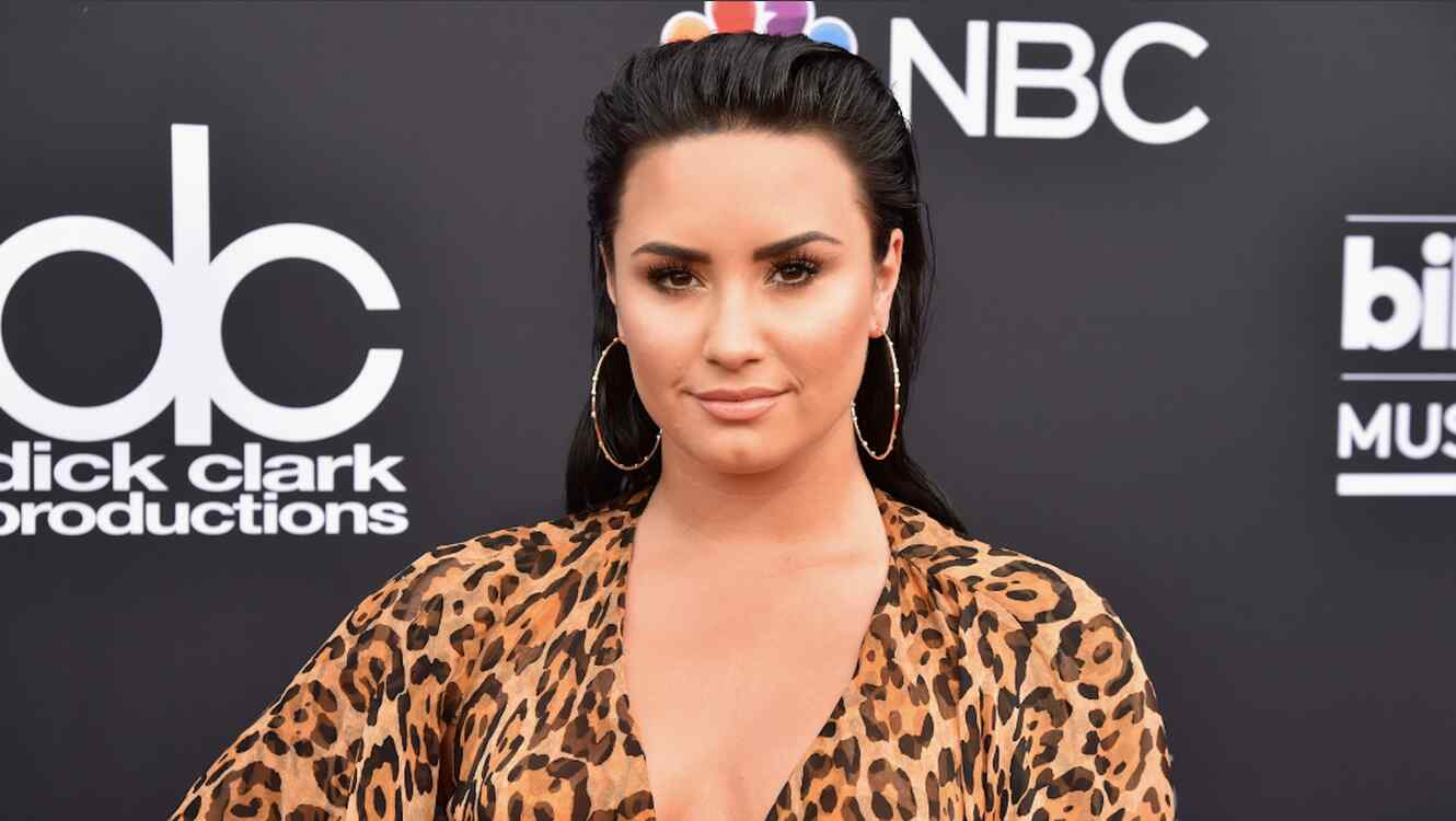 Demi Lovato at Billboard Music Awards
