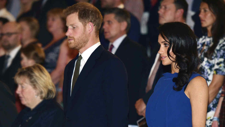 Meghan Markle y el príncipe Harry, ¿papás por sorpresa?