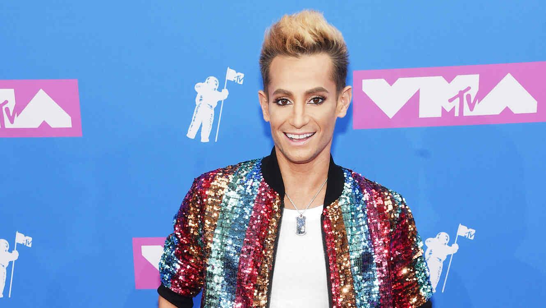 Frankie James Grande en los VMAs