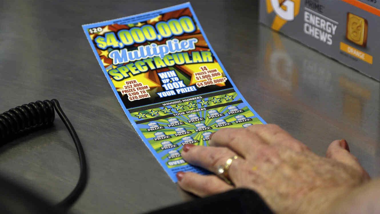 Lotería electrónica o raspadito