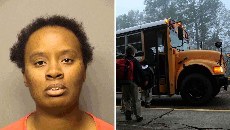 Joandrea McAtee, joven de 27 años originaria de Indiana, fue arrestada el pasado viernes 24 de septiembre.