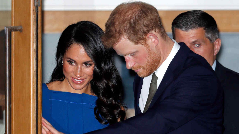 La tradición real que el Príncipe Harry dejó por Meghan Markle