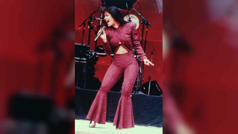 Selena Quintanilla en 1995