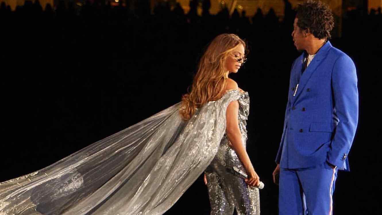 Beyoncé y Jay Z en Vancouver