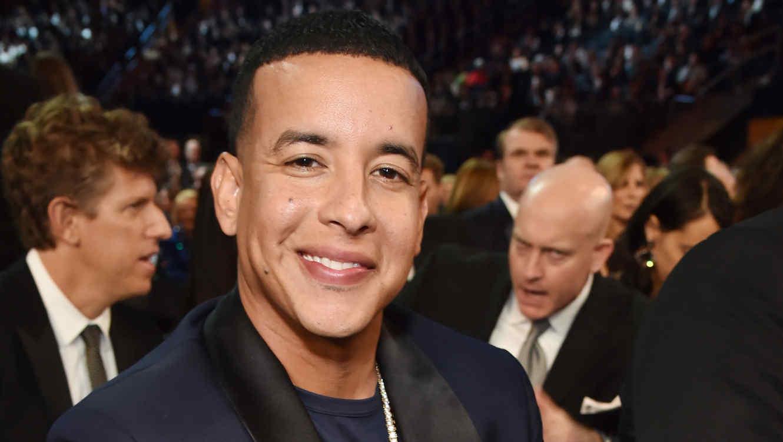 Daddy Yankee Grammys 2018