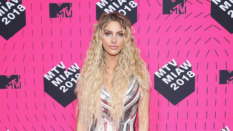 Lele Pons en los MTV MIAW Awards 2018