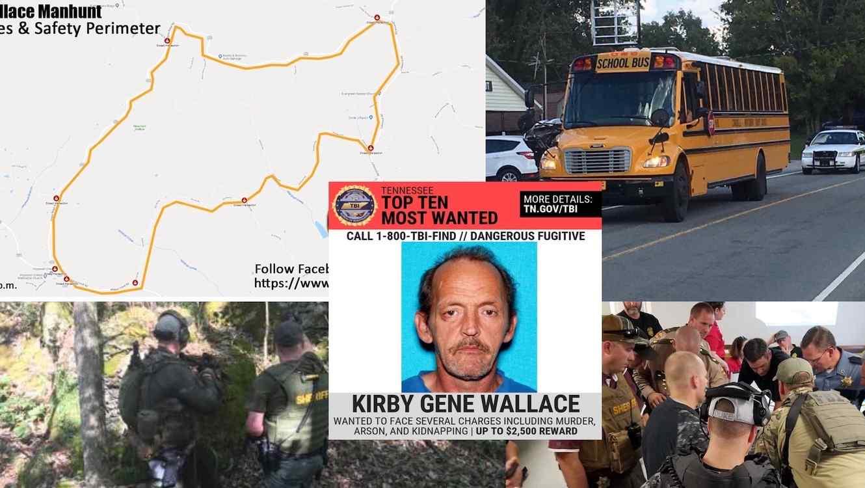 Los residentes de Montgomery están desesperados por la presencia de Kirby Wallace.