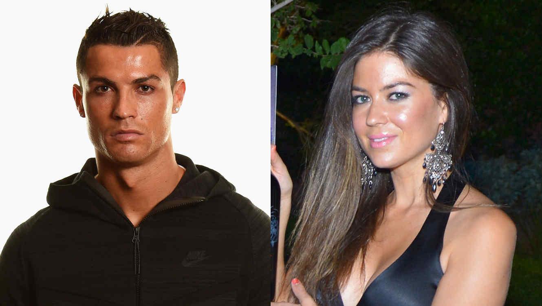 Cristiano Ronaldo y Kathryn Mayorga