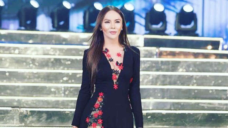 Miss Mongolia 2018