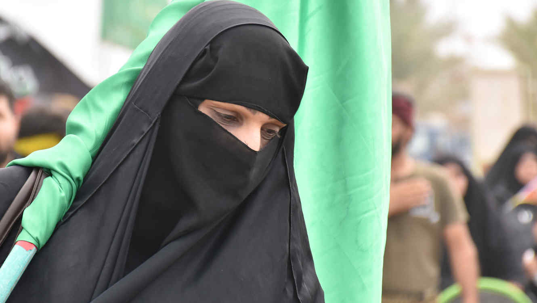 Mujer en Shia